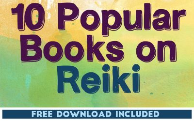 10 Popular Books on Reiki