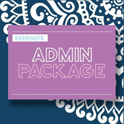 Reiki Therapist Admin Package