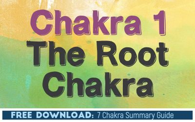 Chakra 1 The Root Chakra
