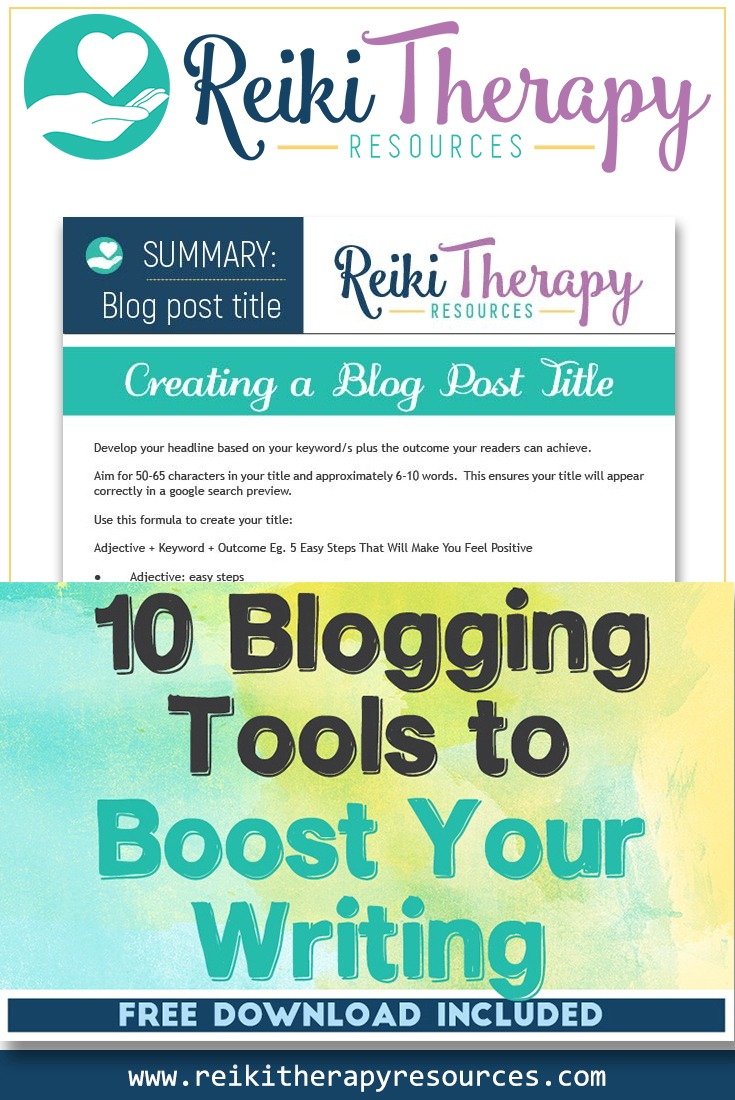 10 Blogging Tools to Increase Your Blog Writing Productivity