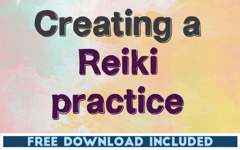 Creating a Reiki Practice