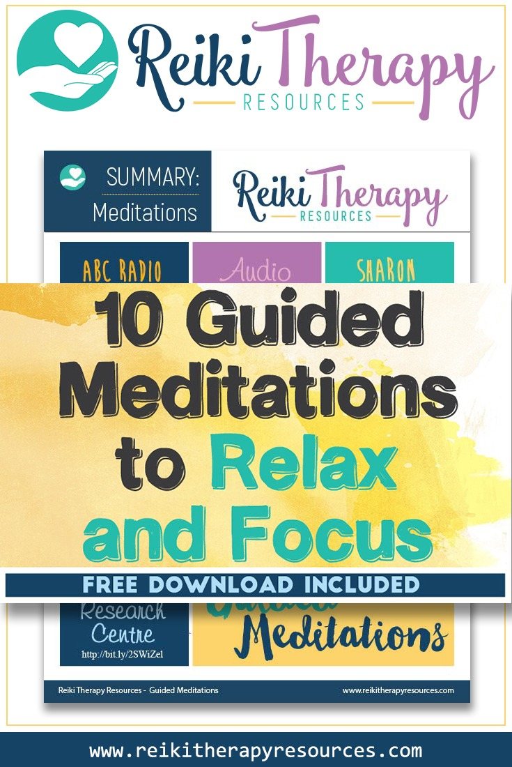 10 Guided Meditations to Help You Relax