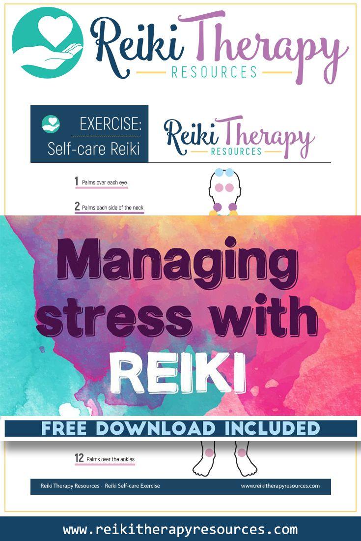 Managing Stress with Reiki