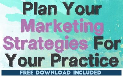 Plan Your Marketing Strategies For Your Reiki Practice
