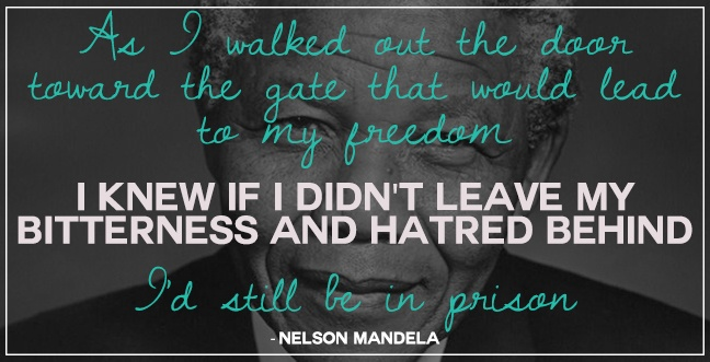 Nelson Mandela Forgiveness