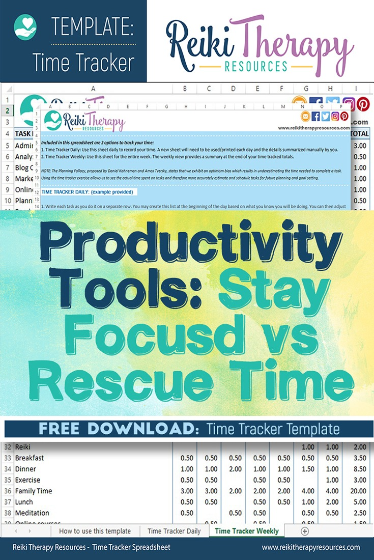 Productivity Tools: Stay Focusd vs Rescue Time