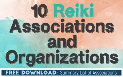 10 Reiki Associations and Organizations
