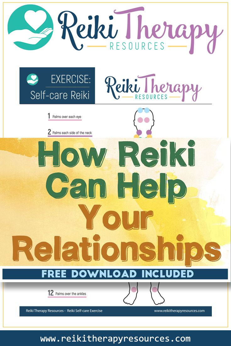How Reiki Can Help Your Relationships