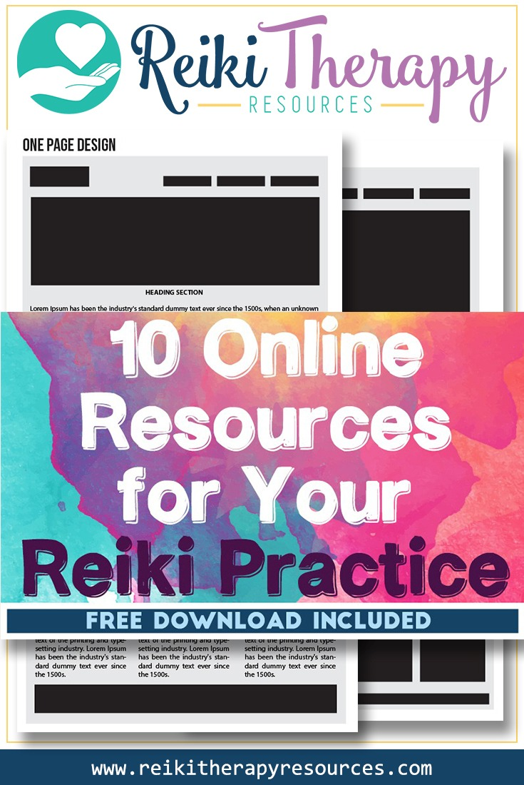 10 Online Resources for Your Reiki