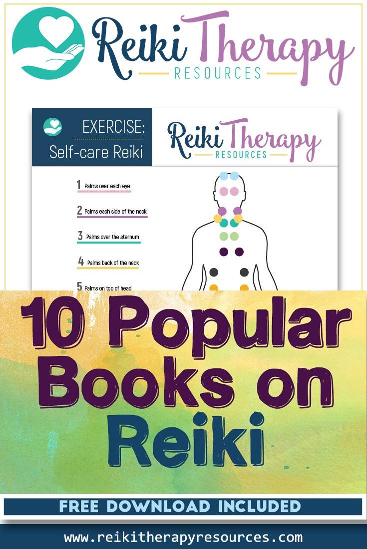 Books on Reiki