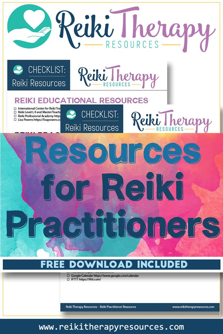Summary Resources for Reiki Practitioners