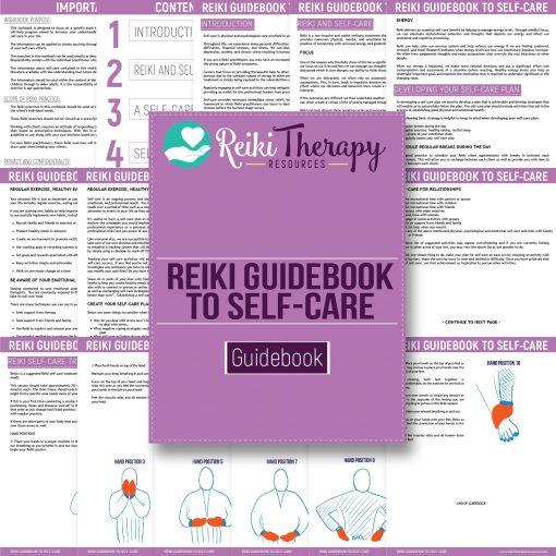 Reiki Guidebook to Self-care